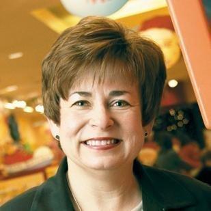 Maxine Clark, CEO of Build-A-Bear Workshop