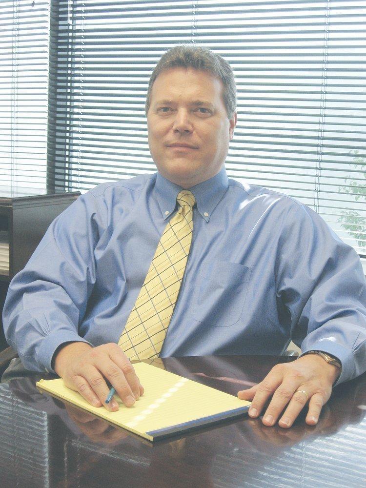 David Feldman, president and CEO of Katy Industries