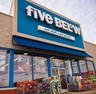 Five Below Opening 7 Atlanta Stores
