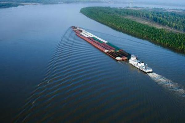 Barge operators are facing a decline in demand.