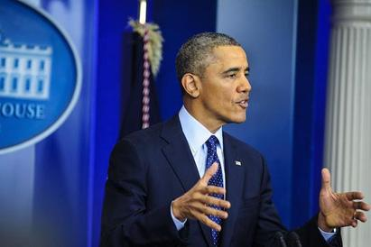 President Barack Obama wants a comprehensive budget deal to replace sequestration, not partial fixes such as the FAA funding bill.