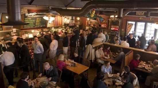 Arizona's first Potbelly Sandwich Shop will open in Phoenix next week.