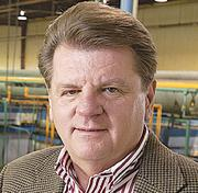 Zsolt Rumy, chairman and CEO of Zoltek Cos.