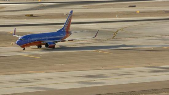 No. 5: Southwest Airlines Co.  SFO 2012 passengers: 3,025,834  SFO 2012 market share: 6.83%  Percent change in passengers from 2011: +1.68%