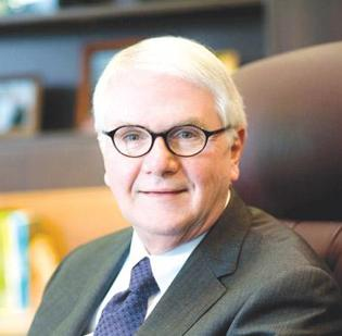 Ameren Corp. Chairman, President and CEO Thomas Voss