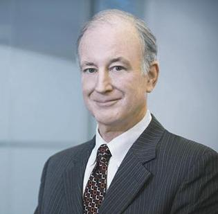 Greig Woodring, CEO of Reinsurance Group of America.