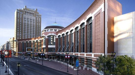 With more than 25,000 projected total room nights, The Church of God in Christ's Holy Convocation tops our list of the largest conventions and group meetings to be held at the America's Center Convention Complex in St. Louis this year.