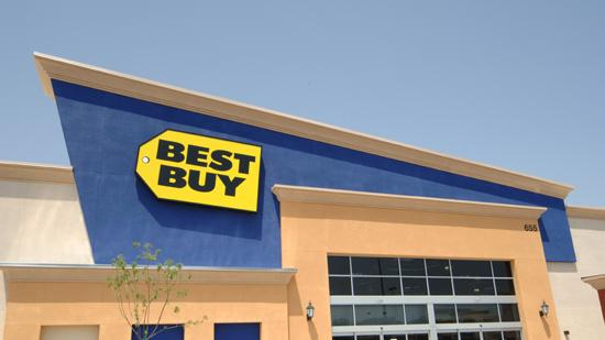 Best Buy Co. hired Hubert Joly, previously the CEO of Carlson Cos., as its new CEO.