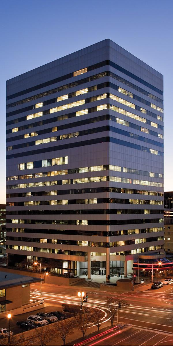 101 S. Hanley Road. NISA Investment Advisors will move its headquarters to the building beginning in September.