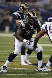 Jason Smith, Rams right tackle - $4,000,000