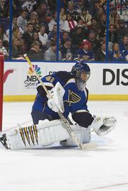 Jaroslav Halak, Blues goalie - $3,500,000