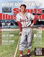You can own items from <strong>Stan</strong> <strong>Musial</strong>'s estate
