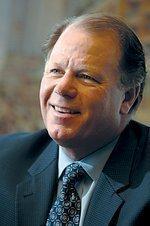 Next Blues CEO? Not Mark Lamping