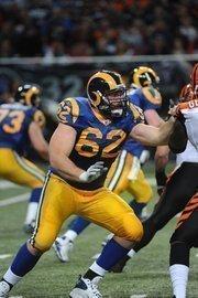 Harvey Dahl, Rams guard - $3,000,000