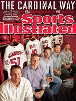'Cardinal Way' makes cover of Sports Illustrated