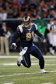 Chris Long, Rams right defensive end - $10,310,000