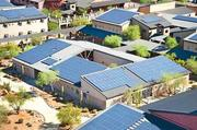Copper Ridge School, Scottsdale, Ariz. - Commitment Amount: One project funded via a $100 million solar fund, a partnership between U.S. Bancorp and SolarCity.
