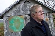 Former banker Bill Hughes manages $100 million in farmland assets.