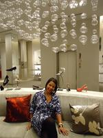 Saks' <strong>Tania</strong> <strong>Beasley-Jolly</strong> dishes on her idea of style