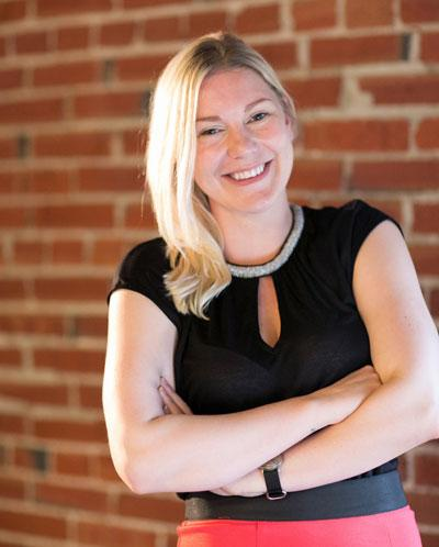 Allison Carmen, Material Mix founder and CEO