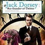 Jack Dorsey is now a comic book superhero