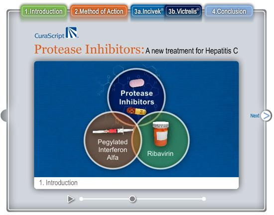 An example video of the Express Scripts Virtual Coaching tool.