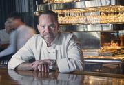 The bar at Anthony's serves both lunch and dinner options. Vince Bommarito Jr. is the executive chef.