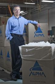 Alpha Packaging COO Dan Creston is overseeing an expansion at the bottle and jar manufacturer designed to bring manufacturing closer to customers.