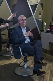 Attorney Terry Crow owns 31 Great Clips franchises in St. Louis and Tampa, Fla.
