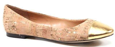 A pair of shoes from the Diba True line.