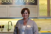 Marianne Moore is the store's culinary event center manager. The center will hosts classes, private events and corporate meetings, she said.