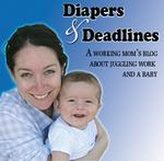 Diapers & Deadlines: Making headlines my first day