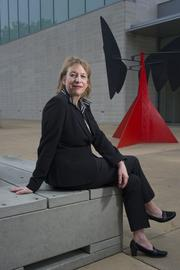 Sabine Eckmann, the William T. Kemper director and chief curator of Washington University's Mildred Lane Kemper Art Museum, says she's looking to add more works in contemporary video art.