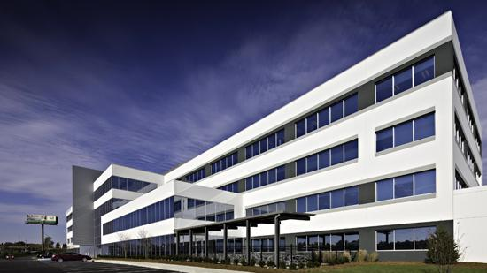 Express Scripts said it plans to add 150 workers at its new $70 million building.