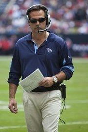 New St. Louis Rams Head Coach Jeff Fisher.