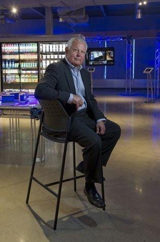 Hussmann Corp. President and CEO Dennis Gipson