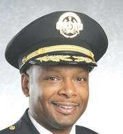 Daniel Isom: Chief of police, St. Louis Metropolitan Police Department