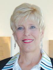 Jill McGuire: Founder and executive director, Regional Arts Commission