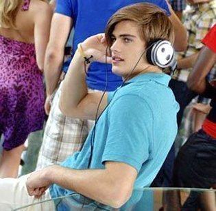 "St. Louisan Jordan Nichols as he appears in the Disney Channel movie ""Geek Charming."""