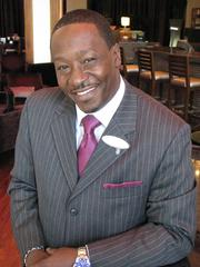 Keith Key, VIP manager at the Hyatt Regency St. Louis at the Arch