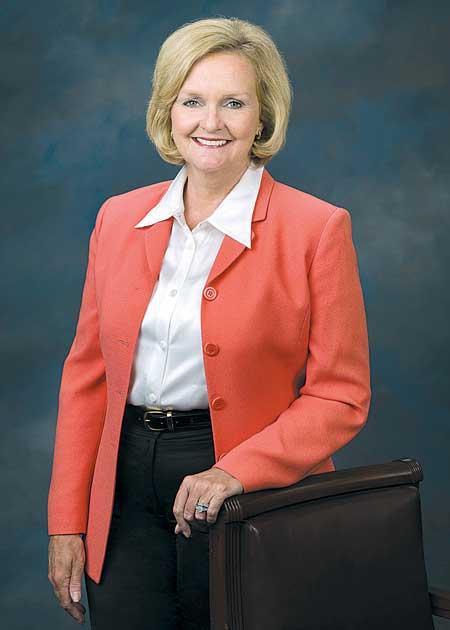 Sen. Clair McCaskill: Incredulous of efforts to block Medicaid expansion.