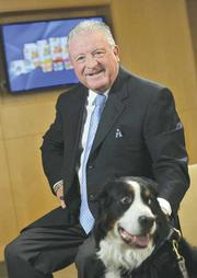 W. Patrick McGinnis: President and CEO, Nestlé Purina PetCare Co.