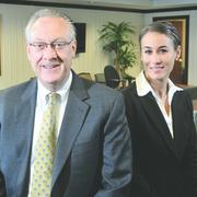 Moore Sheley Group (average assets under management per client of $1.79 million): John Moore, senior vice president, senior portfolio manager, and Beth Sheley, financial adviser, financial planning specialist