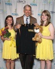 Norm Pressman, captain of Team Desloge, raised more than $22,000 last year.
