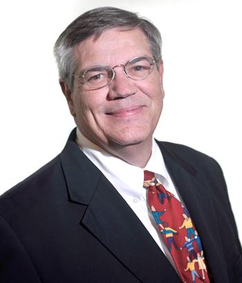 Brian O'Malley, former president of Catholic Charities of St. Louis