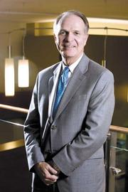 Gary Olson: President and CEO, St. Luke's Hospital