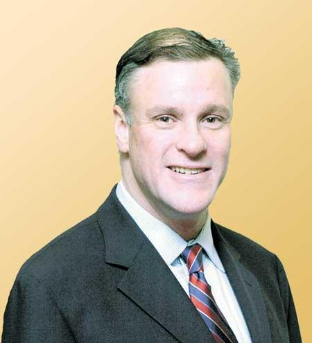 Joe Reagan, president and CEO, St. Louis Regional Chamber