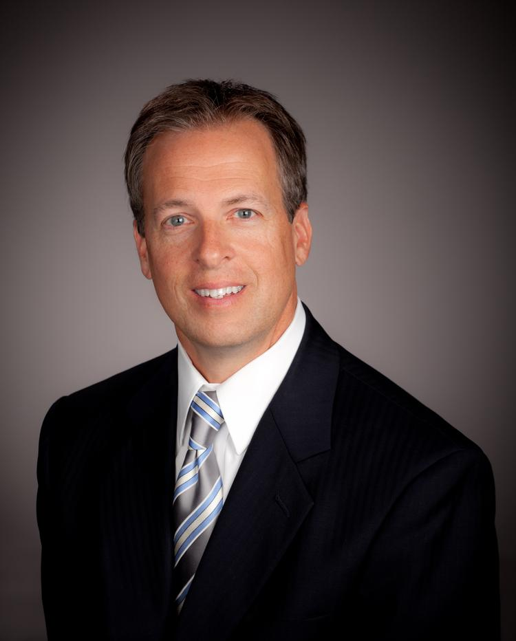 Scott Goodman, president, Enterprise Bank & Trust
