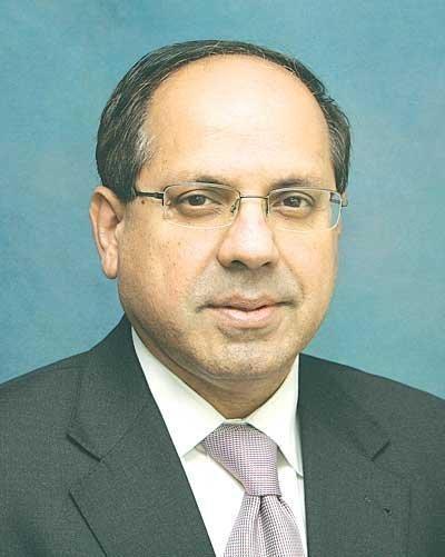 Sigma-Aldrich President and CEO Rakesh Sachdev