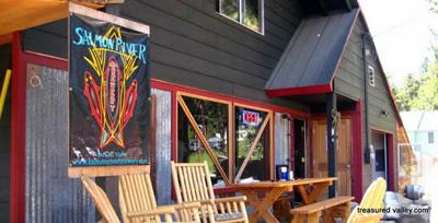 Salmon River Brewery in McCall, Idaho